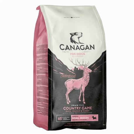 CANAGAN Country Game Small Breed 2kg 1