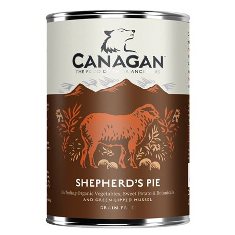 CANAGAN Shepherds Pie - 6x400g