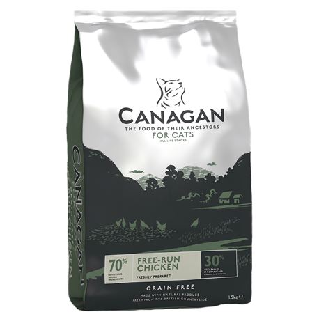 CANAGAN Free Run Chicken 8x85g 3