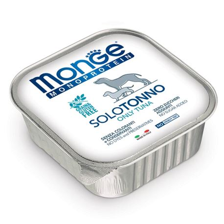 Monge SL All Breeds Puppy & Junior Salmone e Riso 800g 3