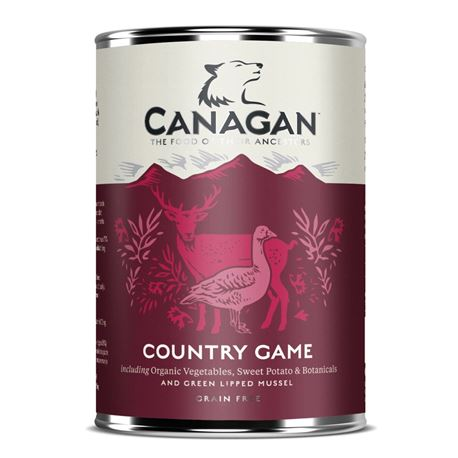 CANAGAN Country Game Biscuit Bakes 150g 3