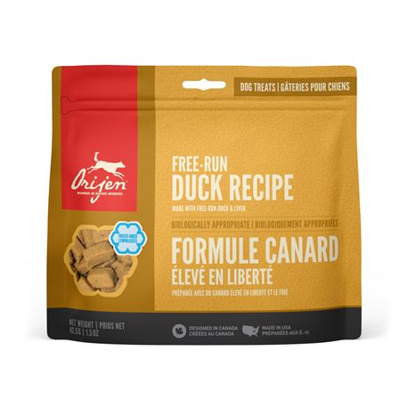 Orijen Snack Free-Run DUCK - 42,5g