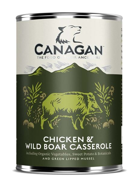 CANAGAN Large Breed Free-Range Chicken 12kg 3