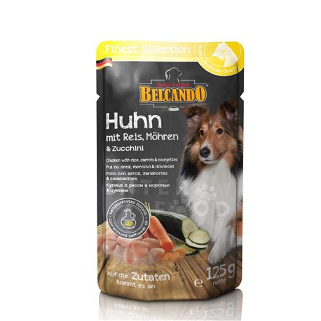 BELCANDO Finest Selections - Huhn - 125g