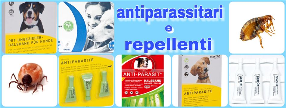 ANTIPARASSITARI e REPELLENTI
