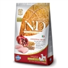 FARMINA N&D Low Ancestral Grain - CHICKEN & POMEGRANATE SENIOR  Mini & medium - 2.5kg gallery 1