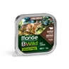 Monge Natural Superpremium Bwild Grain Free Adult Large Breeds - Bufalo con Ortaggi - 100g gallery 1