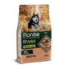 Monge B-Wild Grain Free All Breed Adult Salmone con Piselli - 2,5kg gallery 1