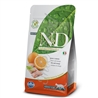 FARMINA N&D GRAIN FREE FELINE -  FISH & ORANGE ADULT - 1,5kg gallery 1