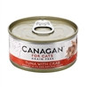 CANAGAN Tuna With Crab  12x75g gallery 1