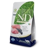 FARMINA N&D GRAIN FREE FELINE -  LAMB & BLUEBERRY ADULT - 10kg gallery 1