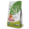 FARMINA N&D GRAIN FREE FELINE -  BOAR & APPLE ADULT - 1,5kg gallery 1