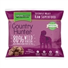 Country Hunter Raw Superfood Nuggets Wild Venison 1kg gallery 2