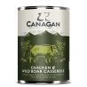 CANAGAN Chicken & Wild Boar 400g gallery 1
