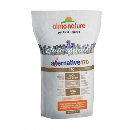 Almo Nature Alternative 170 XS/S Pollo 3,75kg