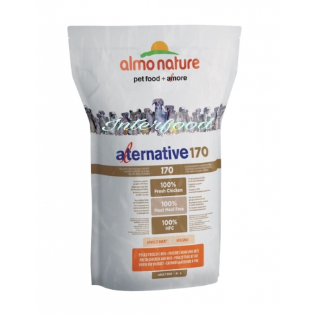 Almo Nature Alternative 170 M/L 3,75kg