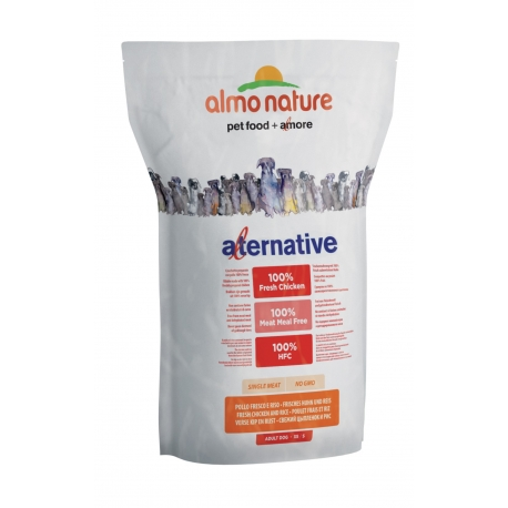 Almo Nature Alternative XS/S Pollo 3.75kg