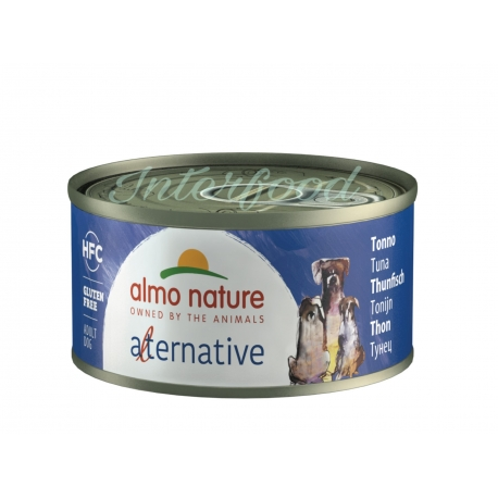 ALMO NATURE HFC Alternative Tonno 70g