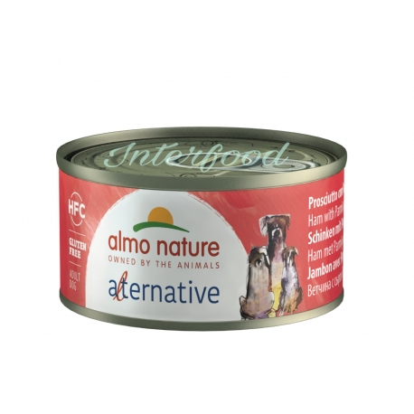 ALMO NATURE HFC Alternative Prosciutto con Parmigiano 70g