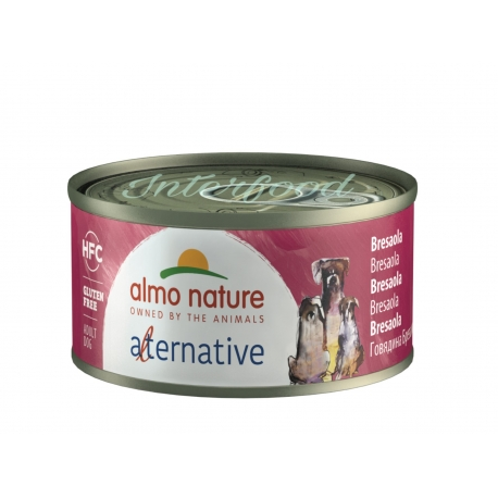 ALMO NATURE HFC Alternative Bresaola 70g