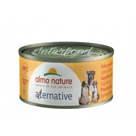 ALMO NATURE HFC Alternative Pollo grigliato 70g