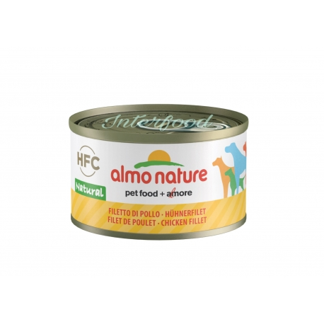 ALMO NATURE HFC Natural Filetto di pollo 95g