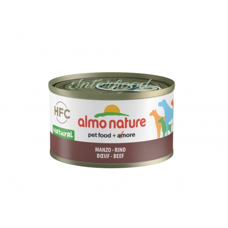 ALMO NATURE HFC Natural Manzo 95g