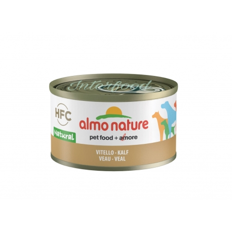 ALMO NATURE HFC Natural Vitello 95g