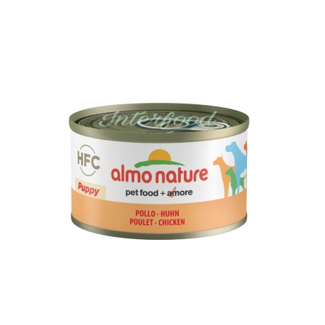ALMO NATURE HFC Puppy Pollo 95g