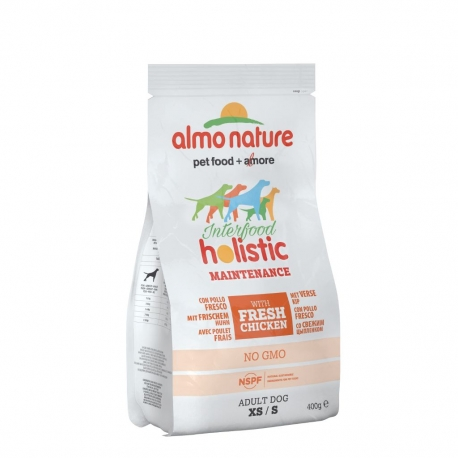 Almo Nature Holistic Small - Pollo e riso 400g