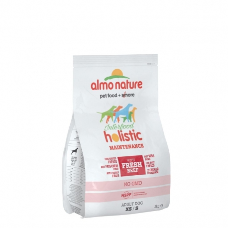 Almo Nature Holistic Small - Manzo e riso 2kg 1