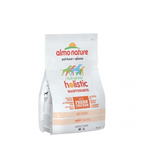 Almo Nature Holistic Medium - Pollo e riso 2kg 1