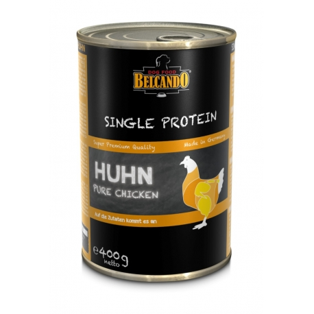 BELCANDO Single Protein - Huhn - 6 x 400g 1
