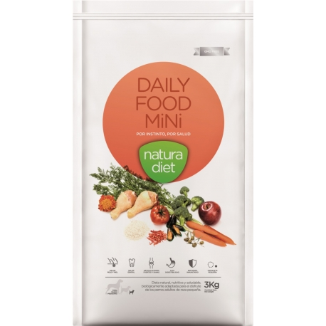 NATURA DIET Daily Mini 3kg