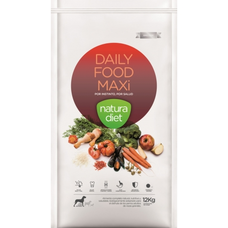 NATURA DIET Daily Maxi 12kg 1