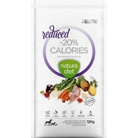 NATURA DIET Reduced -20% Calories 12kg 1